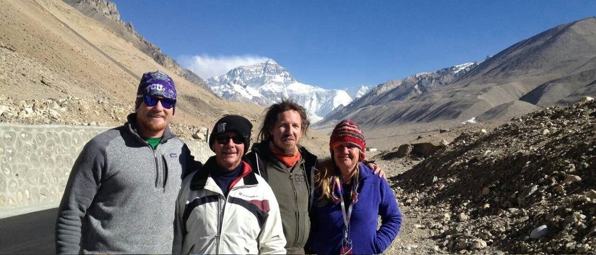 Senior's Everest Base Camp Tour