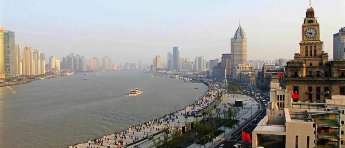 The final destination of this tour is the modern city, Shanghai, where past and future combined.