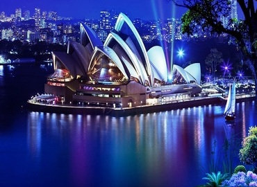 Sydney, the second largest city in Australia