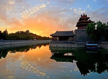 The Forbidden City, situated in the heart of Beijing, was home to 24 emperors of the Ming and Qing Dynasties