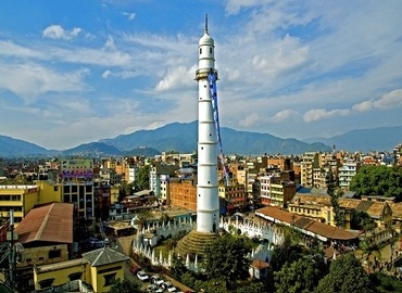 Kathmandu, the capital city of Nepal is a great gateway to Tibet