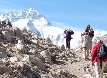 Tibet offers great trekking opportunities to all trekkers.