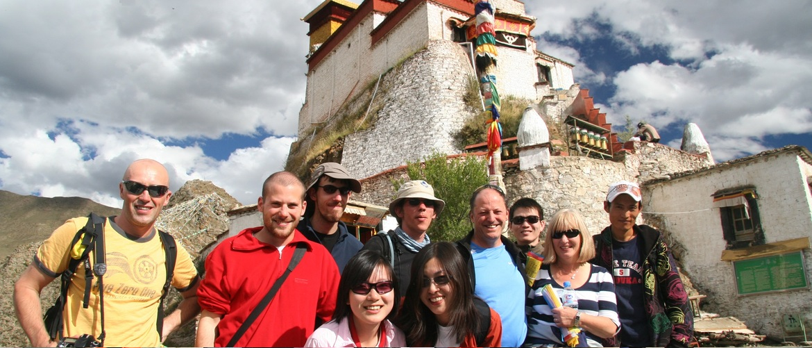 You will take overland tour from Kathmandu to Lhasa via Inida-Nepal-Tibet tour package.