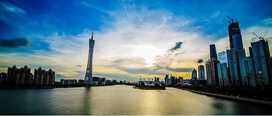 Guangzhou is also an international hub for travelers who want to visit Tibet.