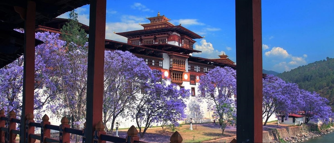 Dzong is the unique architecture in Bhutan.