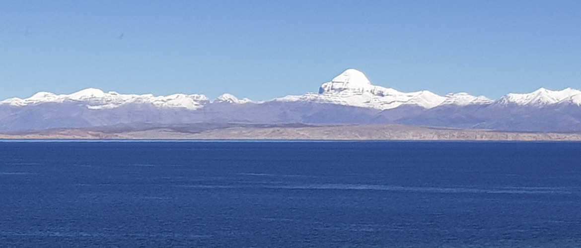 You will have a kora trekking around Mt. Kailash then visit the holy lake Manasarovar. It's said the water in this lake will vanish the life-time sin.