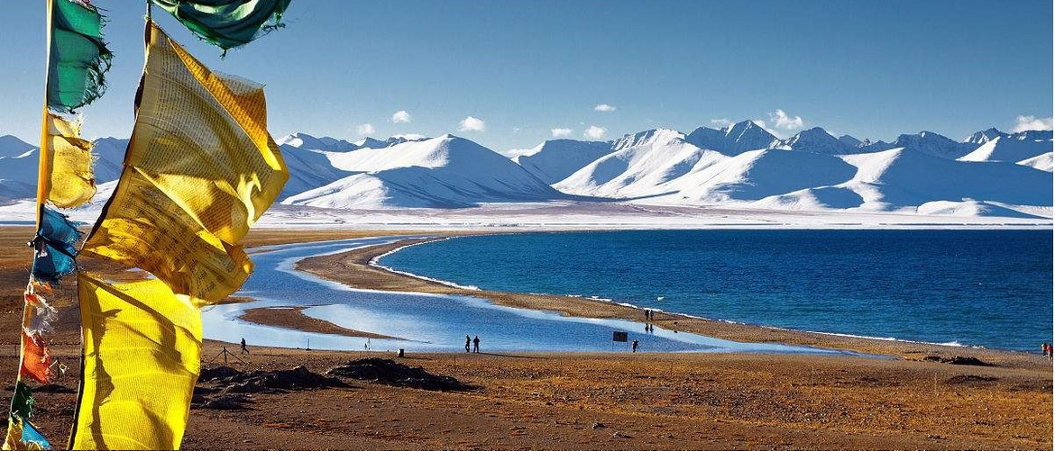Namtso is one of the top 3 holy lakes in Tibet.